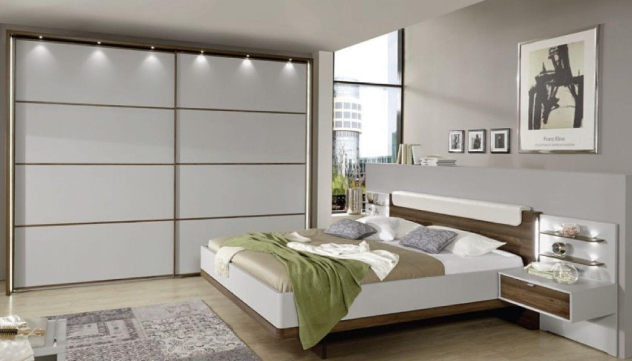 Chambres à coucher modernes - Meubles Moens